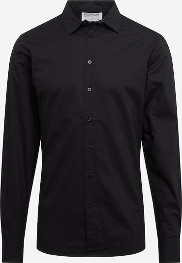 MELAWEAR Hemd in schwarz, Produktansicht