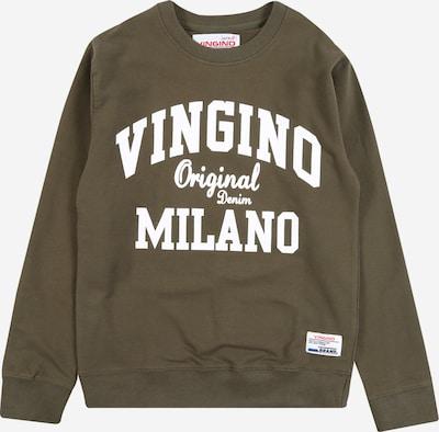 VINGINO Sweater majica 'Namry' u maslinasta, Pregled proizvoda