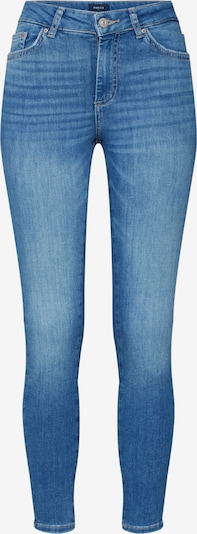 PIECES Jeans 'PCDELLY SKN MW CR LB124-BA/NOOS' in blue denim, Produktansicht