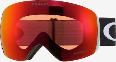 OAKLEY Sportske naočale 'Flight Deck' u tamno narančasta / crna, Pregled proizvoda