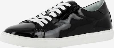 EVITA Damen Sneaker MARISA in schwarz / weiß: Frontalansicht