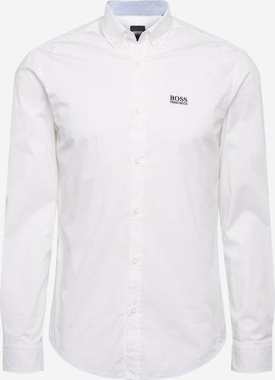 BOSS ATHLEISURE Hemd 'Biado_R' in weiß, Produktansicht