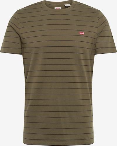 LEVI'S Koszulka 'THE ORIGINAL TEE' w kolorze oliwkowym, Podgląd produktu
