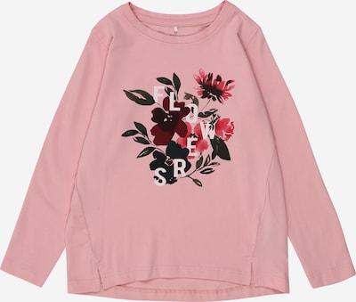 NAME IT Shirt 'NANILA' in rosa, Produktansicht