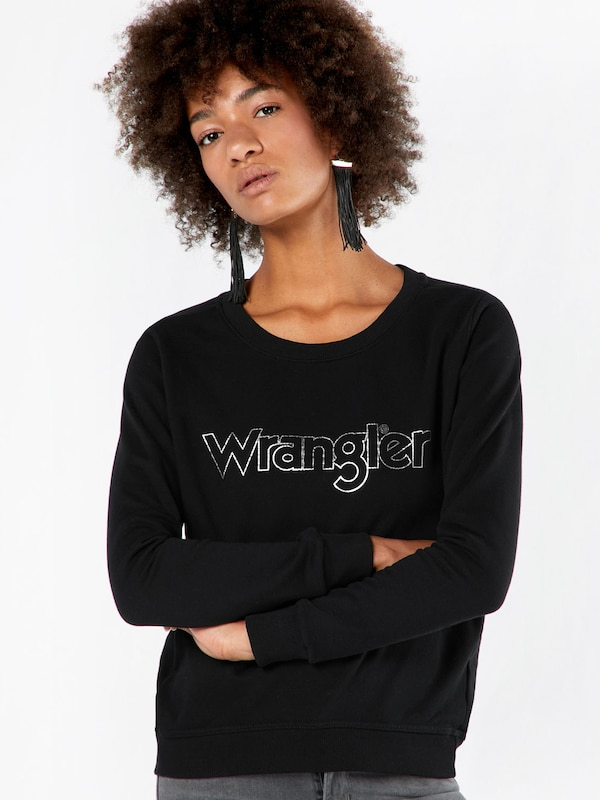 WRANGLER Sweater 'KABEL'