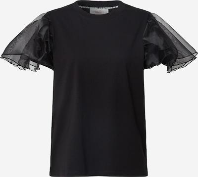 Marškinėliai 'Nadja' iš Karolina Kurkova Originals , spalva - juoda, Prekių apžvalga