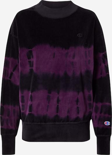 Megztinis be užsegimo iš Champion Reverse Weave , spalva - tamsiai violetinė / juoda, Prekių apžvalga