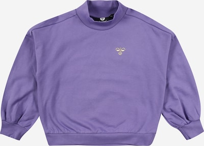 Hummel Sweatshirt in flieder, Produktansicht