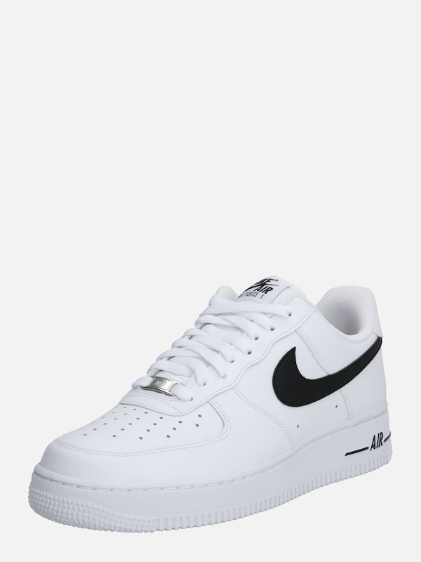 Nike Sportswear Sneaker 'AIR FORCE 1 07 AN20' in schwarz
