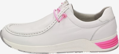 SIOUX Sneaker in weiß, Produktansicht