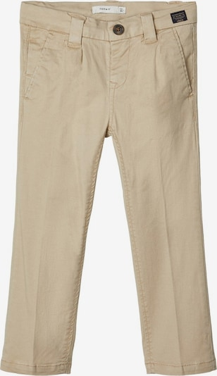 NAME IT Chinohose 'Baggy Fit ' in beige, Produktansicht