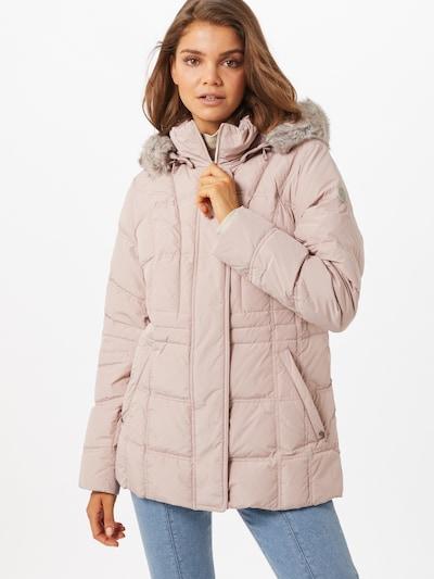 Woman wearing a Gil Bret winter jacket