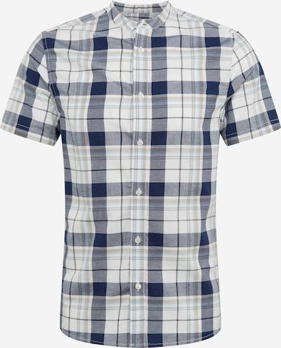 Dalykiniai marškiniai iš BURTON MENSWEAR LONDON , spalva - kremo / mėlyna, Prekių apžvalga