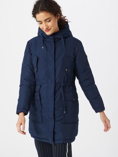 Pepe Jeans Płaszcz zimowy 'Rebecca' w kolorze granatowym, Podgląd na modelu(-ce)
