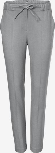 heine Pantalon en gris argenté, Vue avec produit