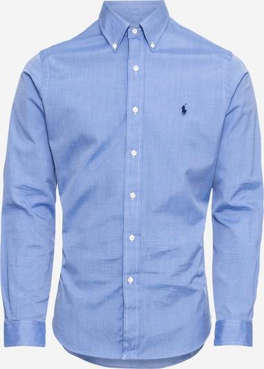 POLO RALPH LAUREN Overhemd 'SL BD PPC SP-LONG SLEEVE-SPORT SHIRT' in de kleur Blauw, Productweergave