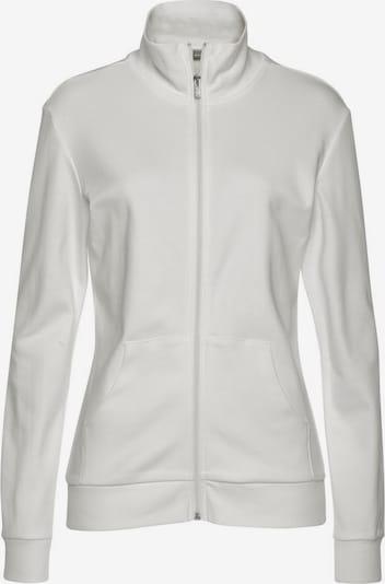 Hanorac BENCH pe alb, Vizualizare produs