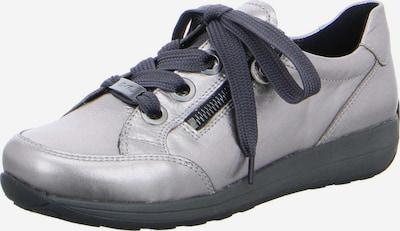 ARA Schnürschuhe in silber, Produktansicht