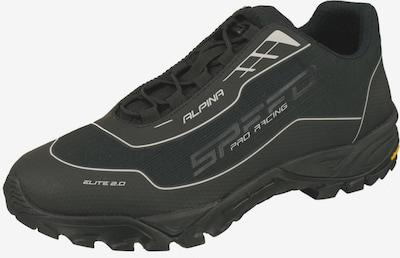 Alpina Wanderschuh in schwarz, Produktansicht