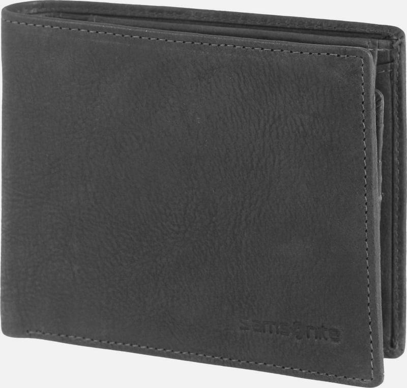 SAMSONITE Riverdale II SLG Geldbörse Leder 12,8 cm