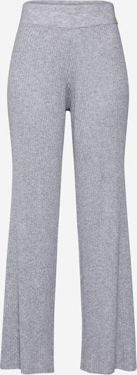 Neo Noir Hose 'Aubrey Knit Pants' in hellgrau, Produktansicht