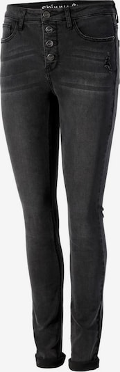 Aniston CASUAL Jeans in schwarz, Produktansicht