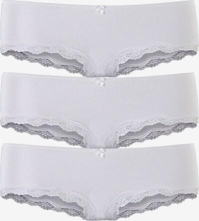 LASCANA Culotte en blanc, Vue avec produit