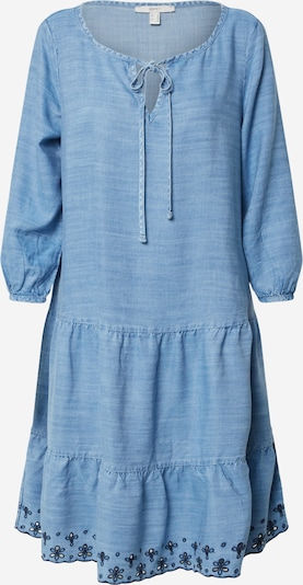 ESPRIT Kleid in blue denim, Produktansicht