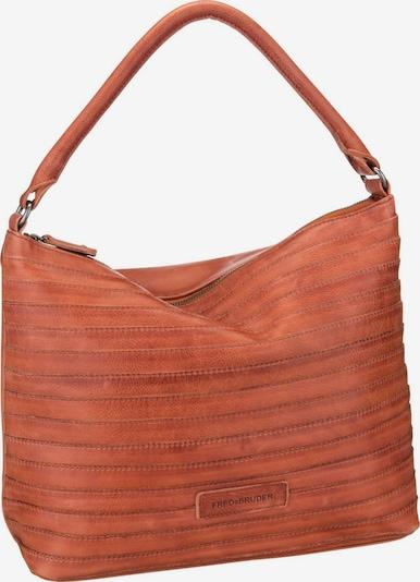 FREDsBRUDER Handtasche ' Schnuckelchen ' in orange: Frontalansicht
