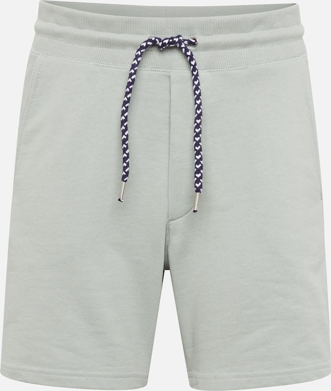 Tom En Tailor Denim 'sweatpants Bermuda' Clair Pantalon Gris WeED29YHI
