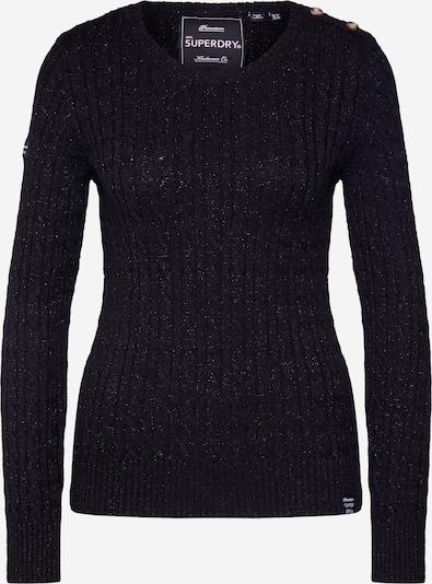 Superdry Pullover 'Croyde' in schwarz, Produktansicht