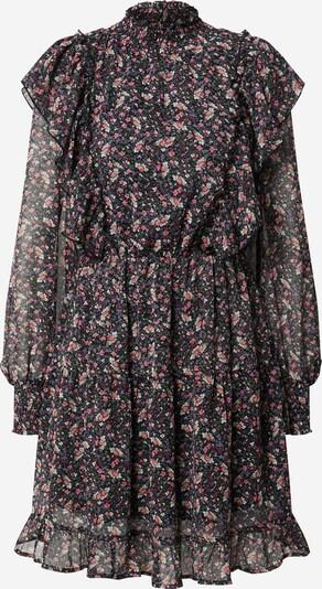 ONLY Kleid 'Jennifer' in pink / schwarz, Produktansicht
