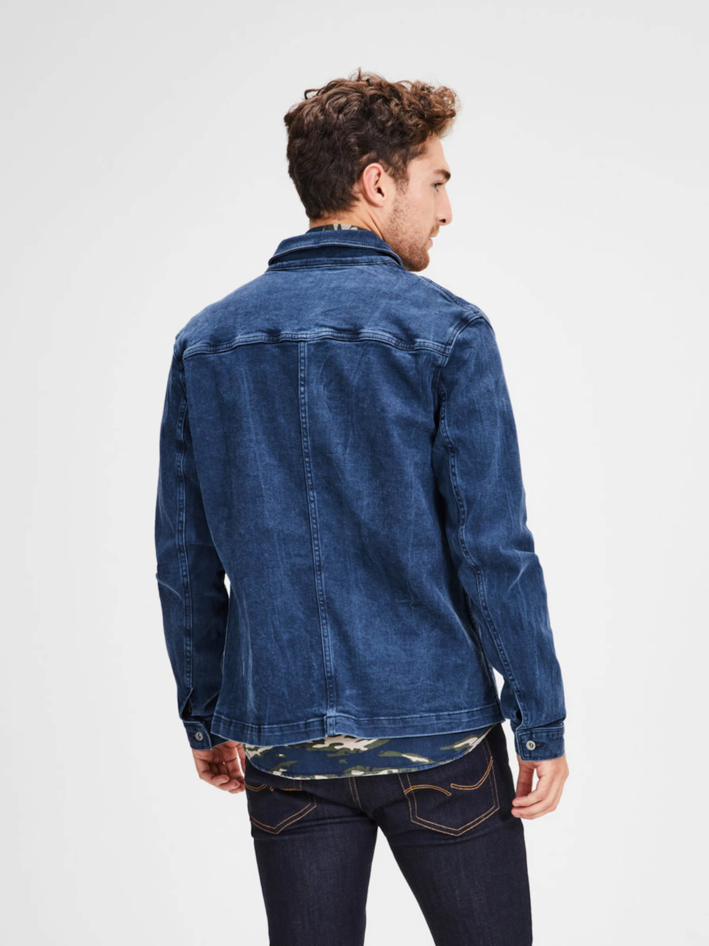 Jackamp; Jeansjacke Blue In Jones Denim rWdxCeQoEB