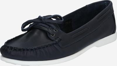 Bianco Mocassins 'Danya' in de kleur Navy, Productweergave