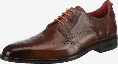 MELVIN & HAMILTON Schuh in kastanienbraun, Produktansicht