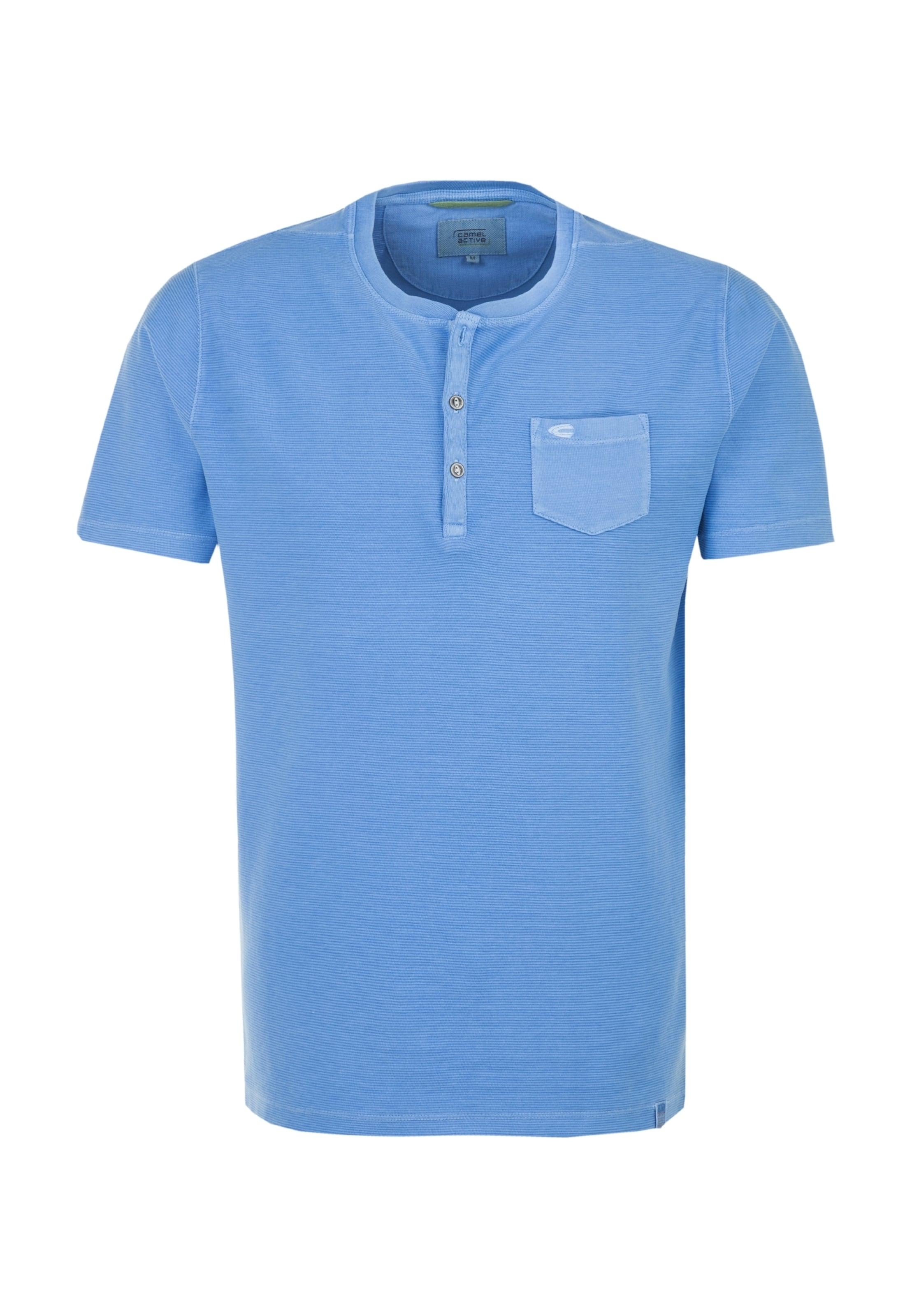 T Camel shirt In Active Blau Iv76Ybfgy