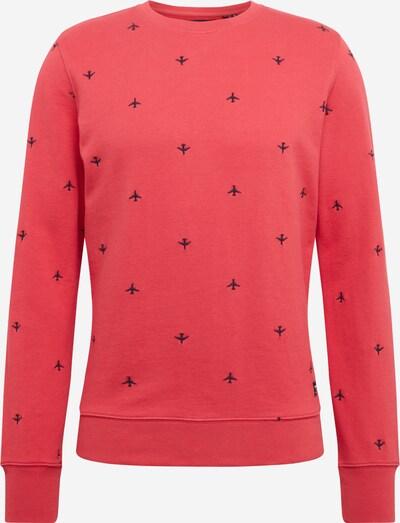Superdry Majica 'AOE CREW' | krvavo rdeča barva, Prikaz izdelka
