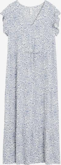 MANGO Plážové šaty 'Lola' - modrá / biela, Produkt