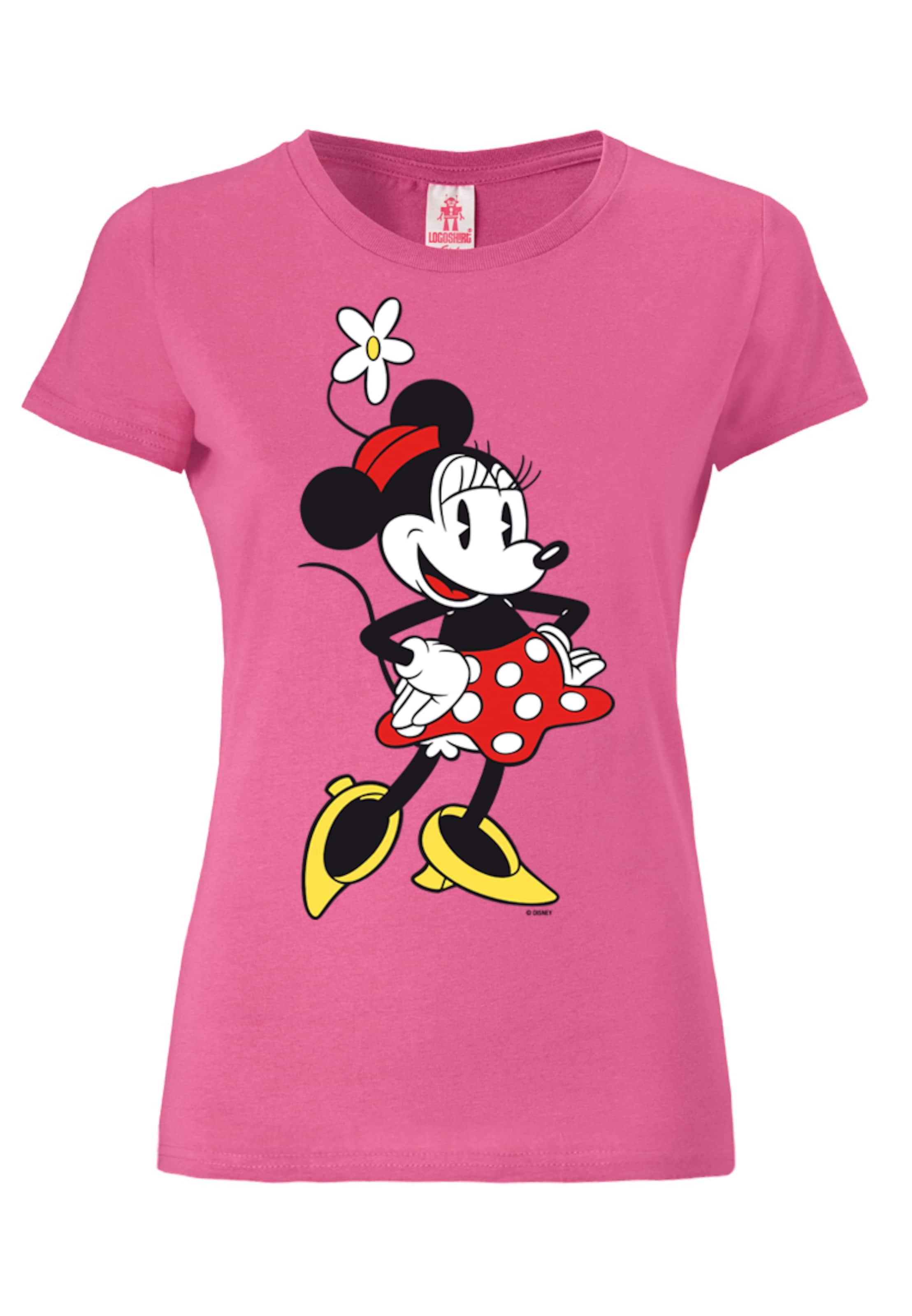 Preiswerte Reale Webseiten Günstig Online LOGOSHIRT T-Shirt 'Minnie Mouse - Disney' Billig Verkauf Rabatt uDq1scv
