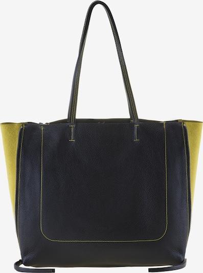 mywalit Shopper in gelb / schwarz, Produktansicht