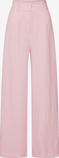 EDITED Pantalon à pince 'Juna' en rose, Vue avec produit