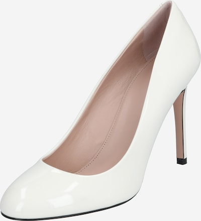 HUGO Pumps 'Allison Pump90-P' in de kleur Wit, Productweergave