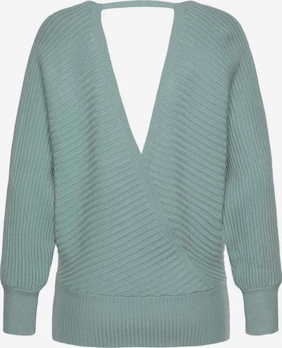 LASCANA Sweater in Green, Item view