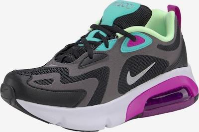 Nike Sportswear Sneaker 'Air Max 200' in basaltgrau / dunkelgrau / grün, Produktansicht