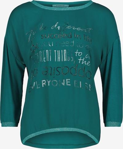 Public Shirt in grün, Produktansicht