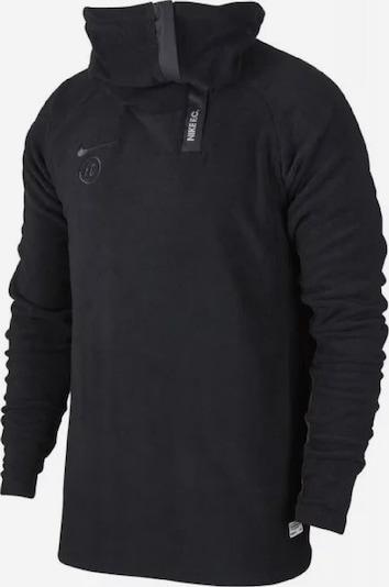 NIKE Sportsweatshirt 'F.C. Drill' in de kleur Zwart, Productweergave