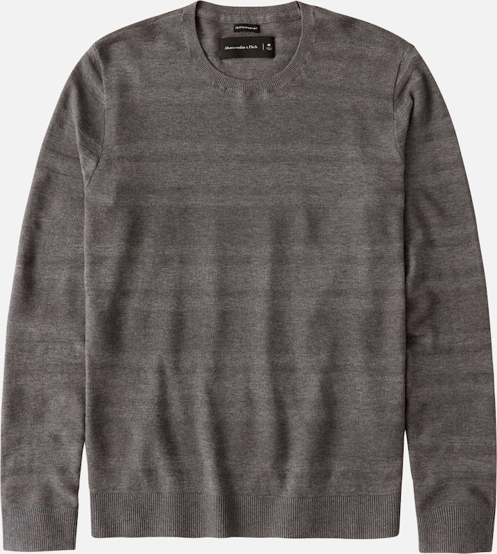 Abercrombie & Fitch Pullover in grau, Produktansicht