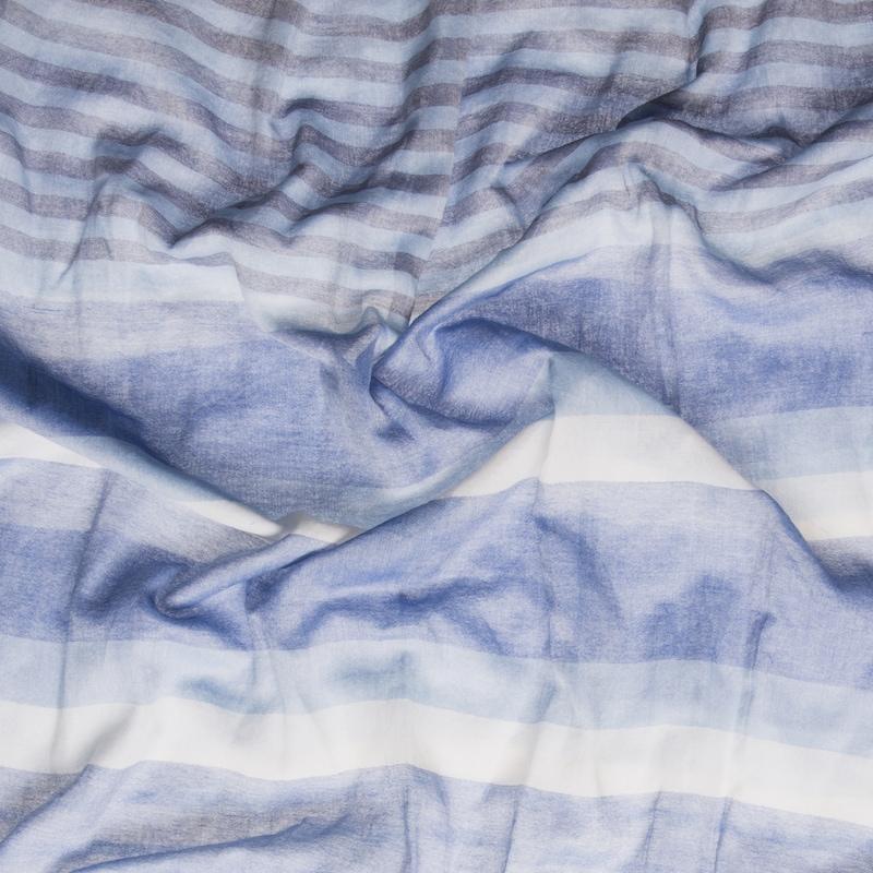 CODELLO Schal mit Streifenmuster