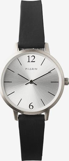 Pilgrim Analogais pulkstenis 'Bianca' melns / Sudrabs, Preces skats