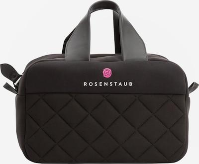 Rosenstaub Tasche Neoprene 'Bag 34' in schwarz, Produktansicht